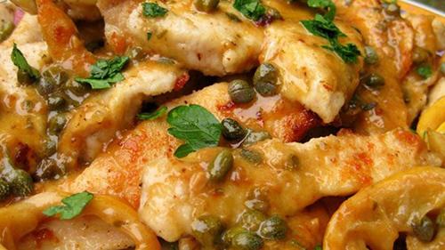 piccata-de-pollo