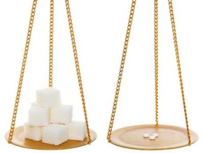 Como reemplazar el azúcar