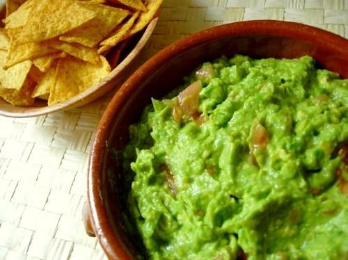 Recetas de Cocina Mexicana (Guacamole)