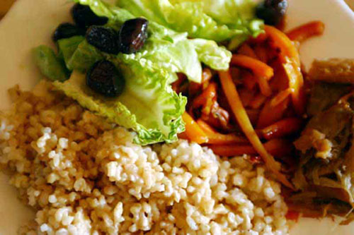 Cocina macrobi tica i parte comida sana for Cocina macrobiotica