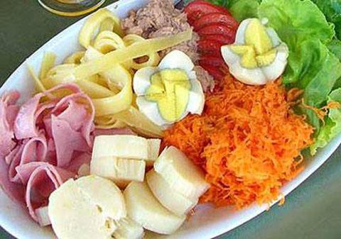 Cómo lograr una cena saludable y nutritiva