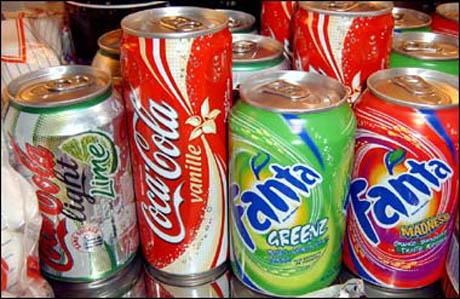 Los refrescos, una gran fuente de azúcar sin nutriente alguno