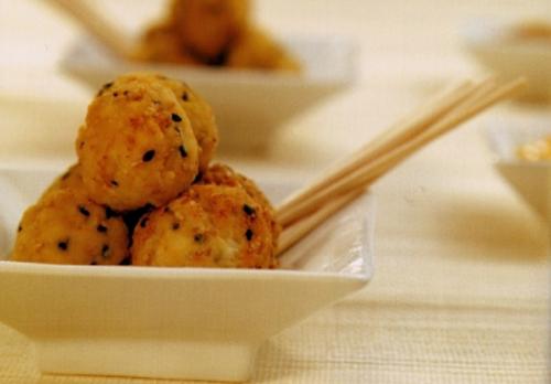 albondigas de tofu