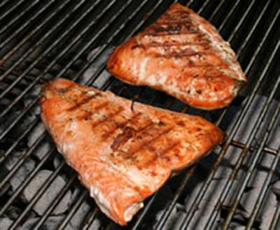 Maneras saludables de cocinar pescado comida sana for How to cook fish on the grill