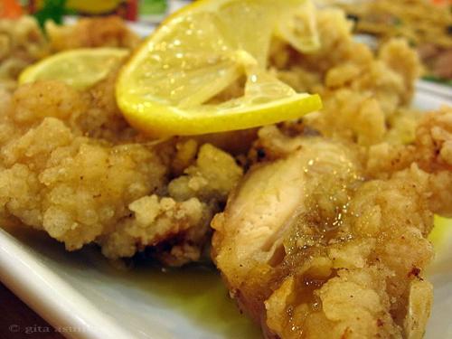 Pollo al lim n con salsa de soja comida sana - Salsa de pollo al limon ...