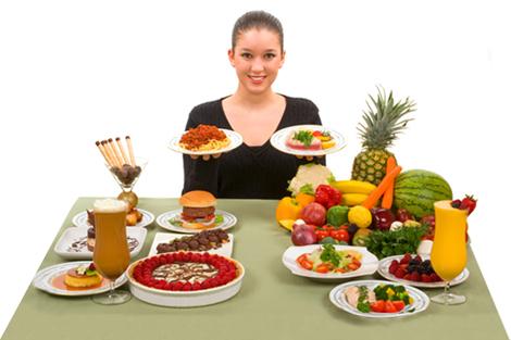Que es posible comer la comida para adelgazar