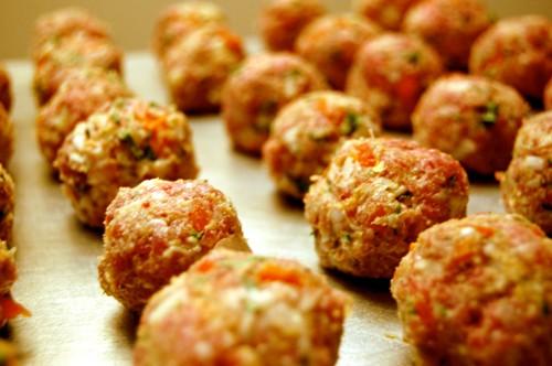 Alb ndigas de verdura comida sana for Albondigas de verduras