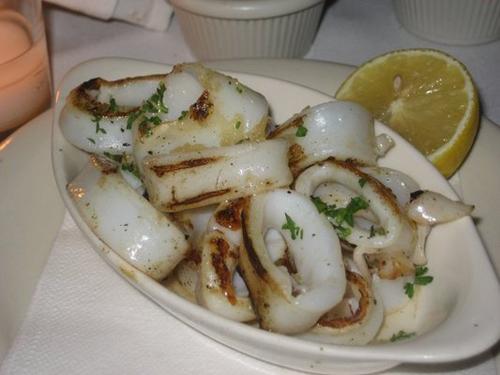 calamares a la provenzal