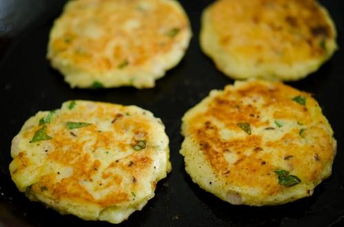 Recetas De Cocina Sanas | Pastelitos De Patatas Receta Pakistani Comida Sana