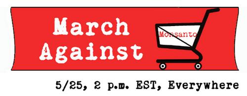 Marcha contra Monsanto