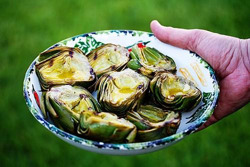 Genial alcachofas como cocinarlas galer a de im genes for Cocinar alcachofas de bote