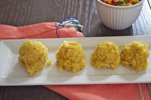 tartas de maíz dulce
