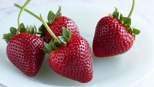 Algunos consejos para cocinar con frutillas
