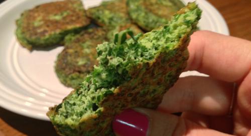 buñuelos-verdes
