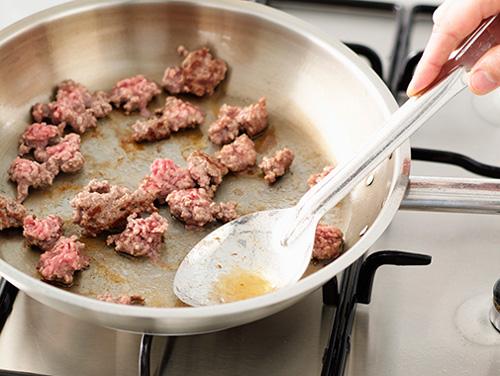 c mo cocinar bien la carne picada comida sana